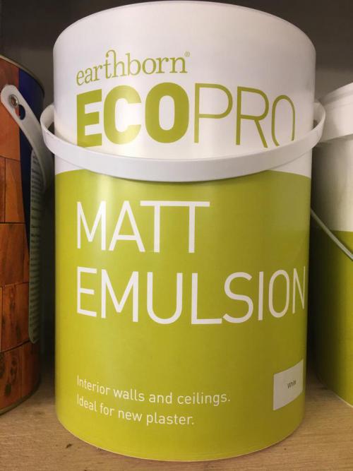 EcoPro Matt Extra Deep Base 4.75L