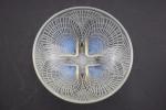 Rene Lalique opalescent coquilles bowl No4