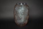 Rene Lalique Alexandrite Davos Vase