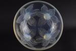 Rene lalique opalescent Lys bowl