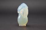 Rene lalique Soucis opalescent seal