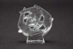 Rene Lalique Hirondelles cachet