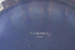 Rene Lalique Perruche bowl