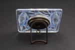 R Lalique inseparables clock