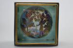 Rare Wedgwood Fairyland lustre box