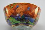 Wedgwood fairyland lustre siamese bowl