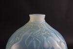 Rene Lalique Opalescent Courges vase