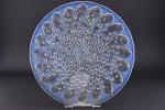 Rene Lalique Opalescent Roscoff Coupe Ouverte