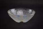 Rene Lalique opalescent coquilles bowl no5