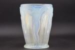 Rene Lalique Danaides opalescent vase