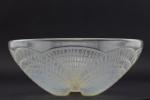 Rene Lalique Coquilles opalescent no 2 bowls