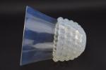 Rene Lalique opalescent Graines vase