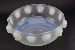 Rene lalique Madagascar opalescent bowl