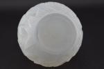 Rene lalique opalescent Ormeaux vase