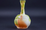 Galle cameo glass sycamore vase