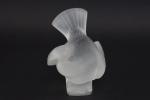 Rene Lalique paperweight Moineau Coquet
