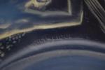 Rene lalique Opalescent Ondines Refermee bowl