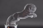 Rene Lalique Cinq Chevaux car mascot
