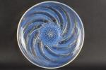 Rene Lalique Poissons Coupe Plate No2