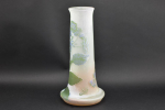 Large Galle cameo glass hydrangea vase