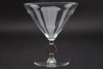 Rene Lalique Monogramme Champagne Glass
