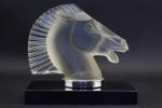 Rene Lalique Longchamp B car mascot