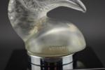 Rene Lalique Tete de Paon car mascot