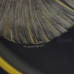 Rene lalique Amber opalescent Volubilis bowl