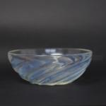 Rene Lalique Poissons bowl No2