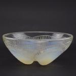 Rene Lalique opalescent coquilles No3 Bowl