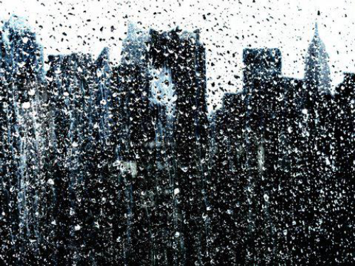 New York Raining # 8