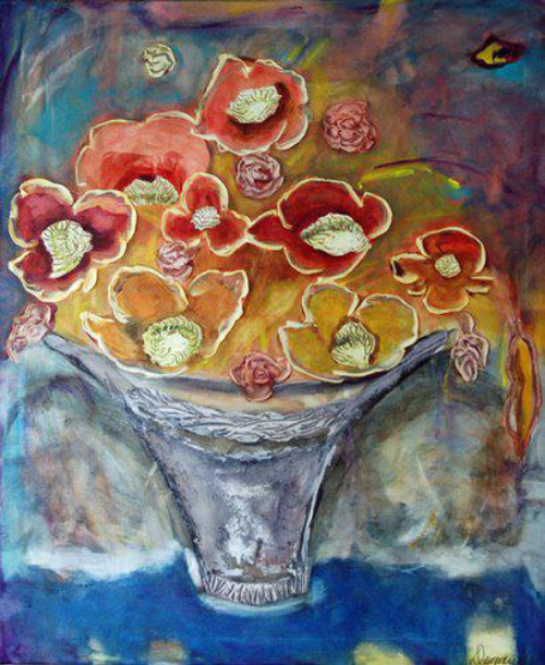Folie florale