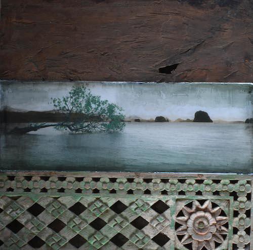 A close call, Andaman sea
