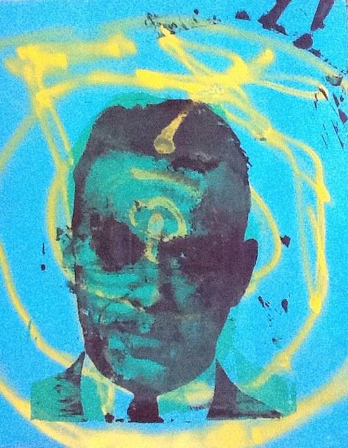 John Dillinger, Graffiti