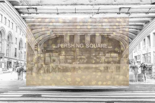 Grand Central Bubbling