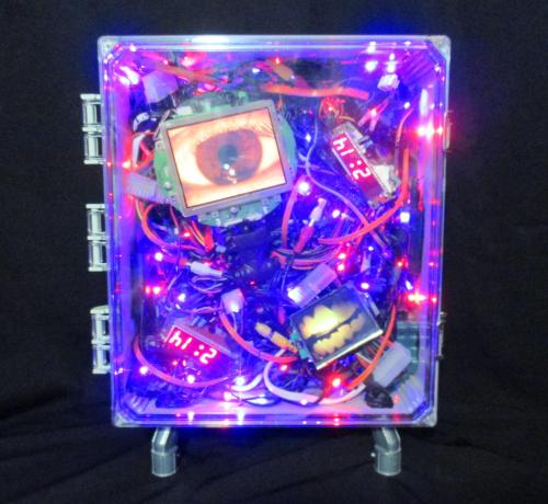Glitch Tech 0-110317-0
