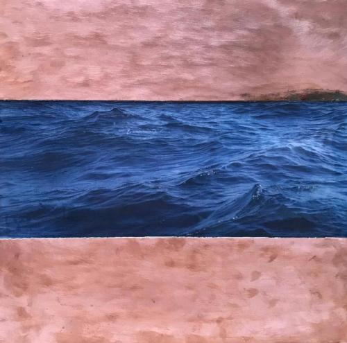 L'encre bleue, Atlantic ocean, Florida