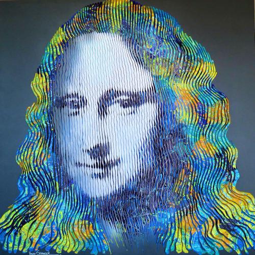 La Mona Lisa d'aujourd'hui Léonard de Vinci