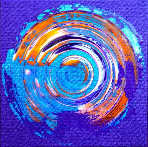 Shiny disk