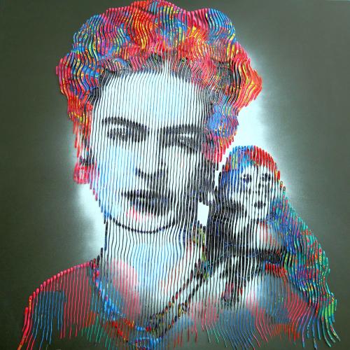 Frida Khalo un mélange de surprise et d'inattendu
