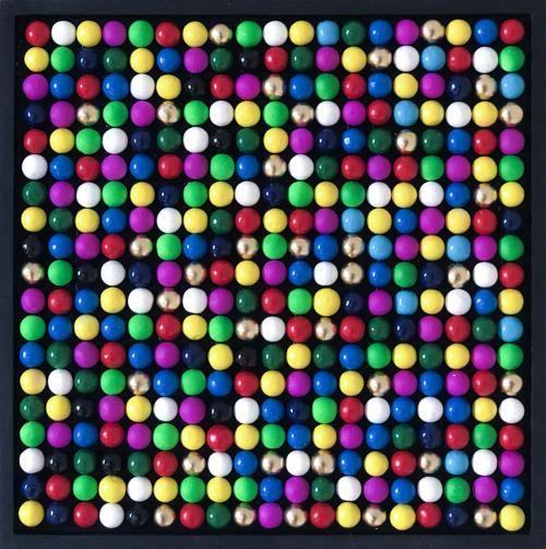 Bubble Gums Pixelize #1