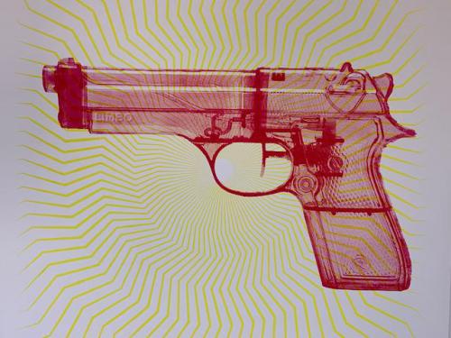 Gun Rose