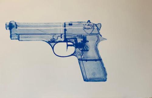 Blue Gun 1