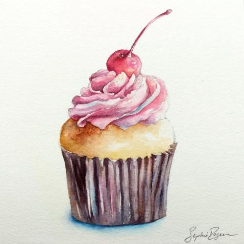 Cupcake Cerisette