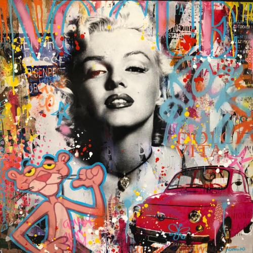 Vogue Marilyn