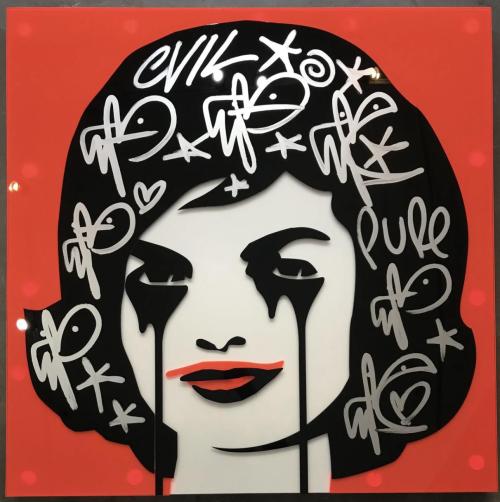 Tagged Plastics - Jackie Kennedy