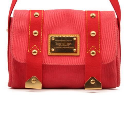 Louis Vuitton Antigua Pink Bag