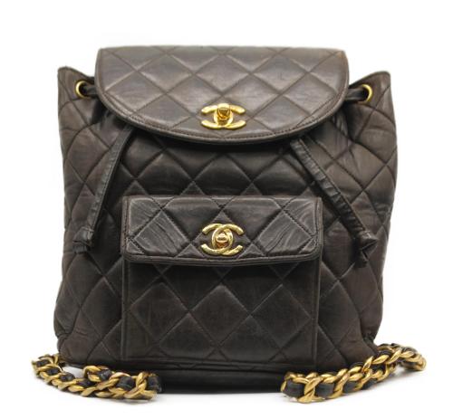 Chanel mini Timeless backpack