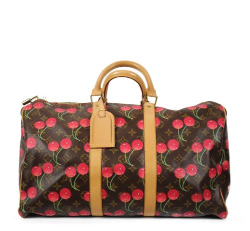 Louis Vuitton Cherry Keepall