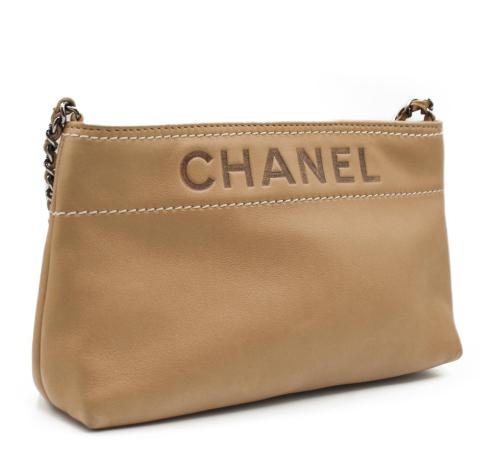 Chanel Brown Shoulder bag